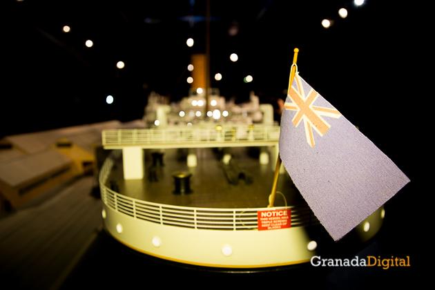 Exposición Titanic Parque de las Ciencias -11