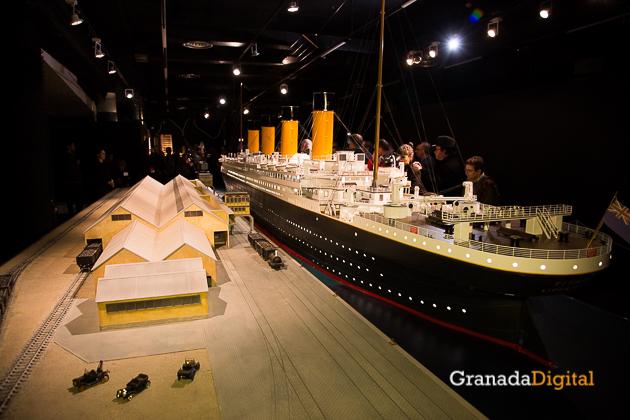 Exposición Titanic Parque de las Ciencias -12
