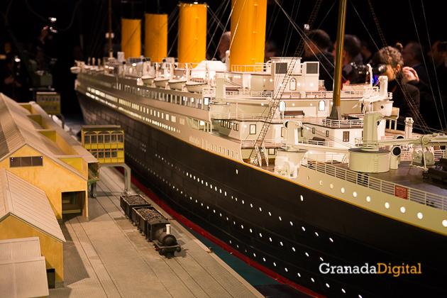 Exposición Titanic Parque de las Ciencias -13