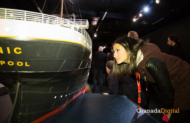 Exposición Titanic Parque de las Ciencias -15