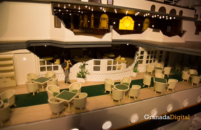 Exposición Titanic Parque de las Ciencias -16