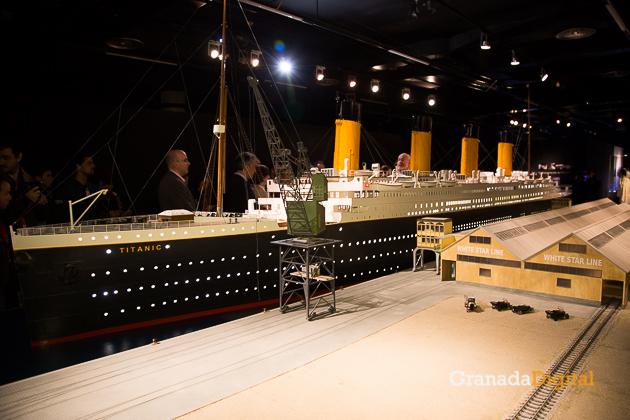 Exposición Titanic Parque de las Ciencias -18