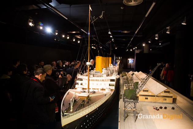 Exposición Titanic Parque de las Ciencias -19