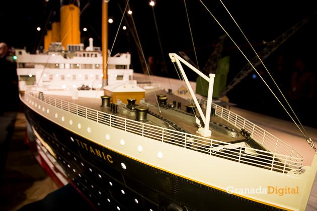 Exposición Titanic Parque de las Ciencias -20