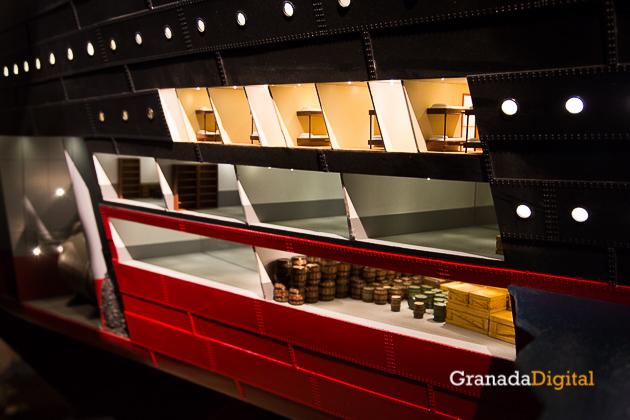 Exposición Titanic Parque de las Ciencias -21