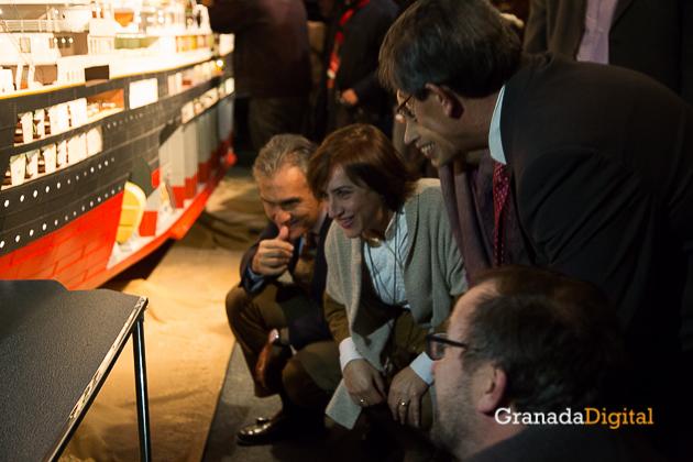 Exposición Titanic Parque de las Ciencias -22