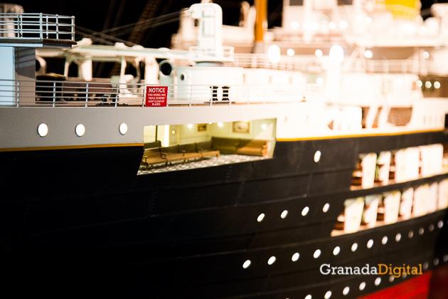 Exposición Titanic Parque de las Ciencias -23