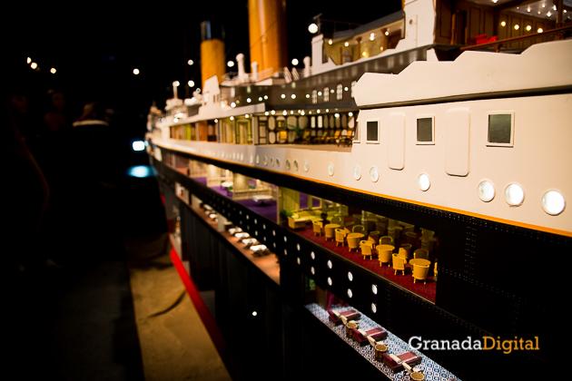 Exposición Titanic Parque de las Ciencias -26