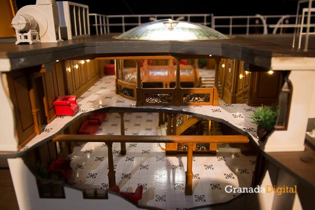 Exposición Titanic Parque de las Ciencias -27