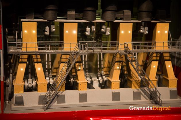 Exposición Titanic Parque de las Ciencias -29