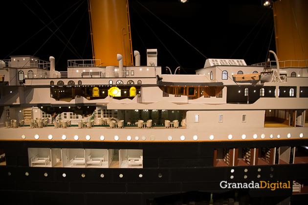 Exposición Titanic Parque de las Ciencias -30