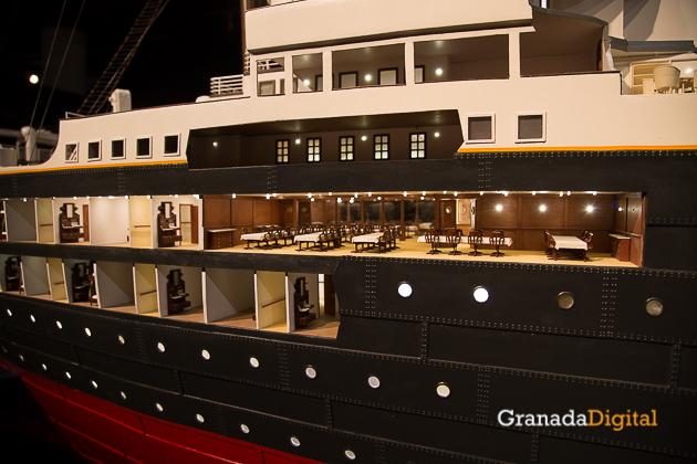 Exposición Titanic Parque de las Ciencias -31