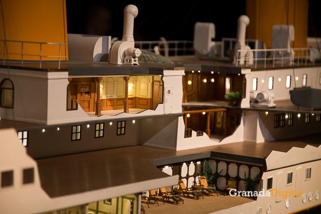 Exposición Titanic Parque de las Ciencias -33