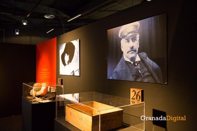 Exposición Titanic Parque de las Ciencias -35