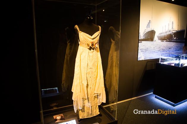 Exposición Titanic Parque de las Ciencias -37