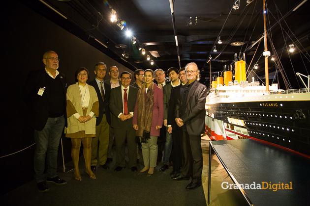 Exposición Titanic Parque de las Ciencias -38