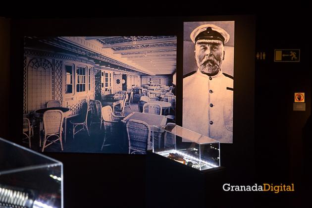 Exposición Titanic Parque de las Ciencias -40