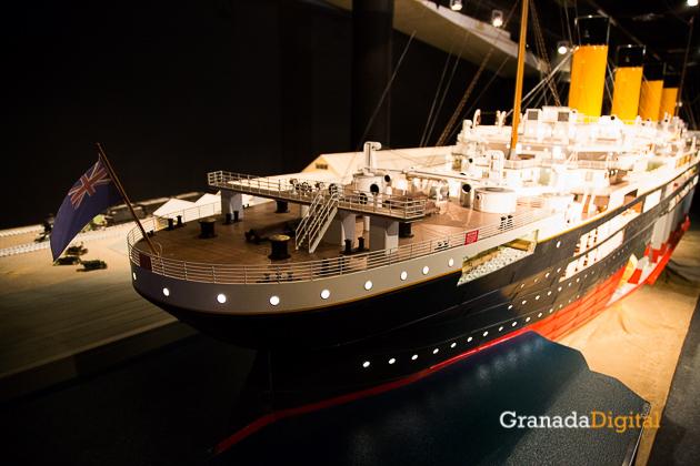 Exposición Titanic Parque de las Ciencias -42