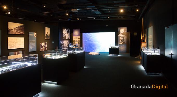 Exposición Titanic Parque de las Ciencias -5