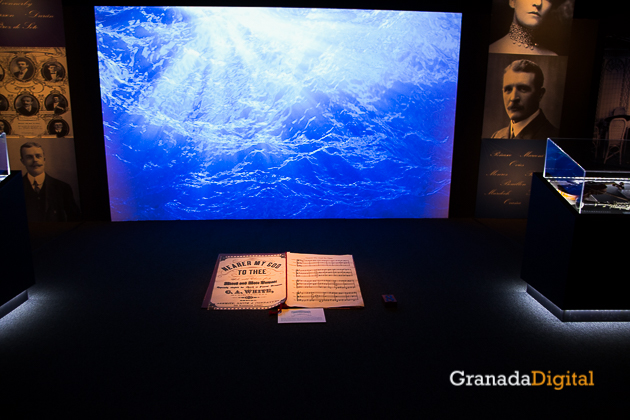 Exposición Titanic Parque de las Ciencias -7