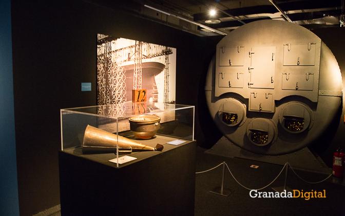 Exposición Titanic Parque de las Ciencias -8