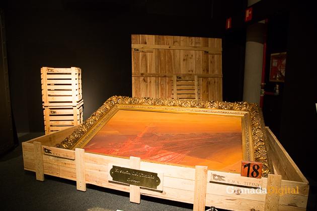 Exposición Titanic Parque de las Ciencias -9