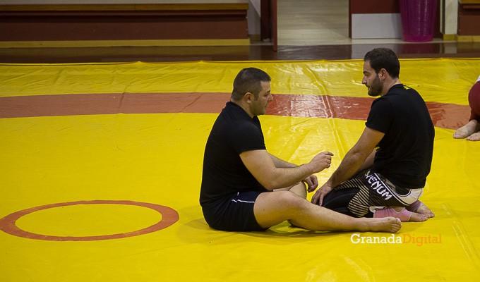 MMA Maracena-3 Rafa Vargas Carlos Muñoz