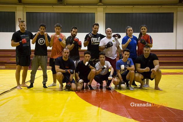 MMA Maracena-5