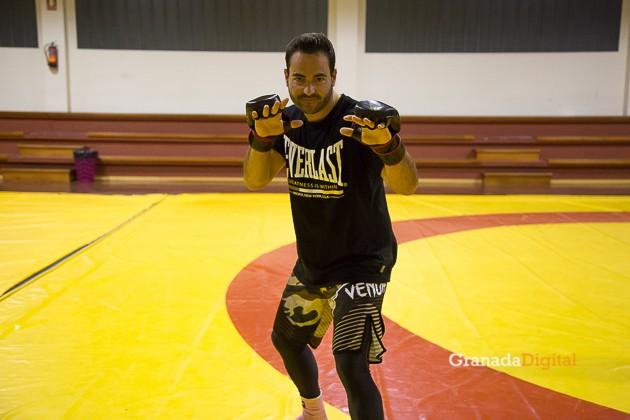 MMA Maracena-6 Rafa Vargas