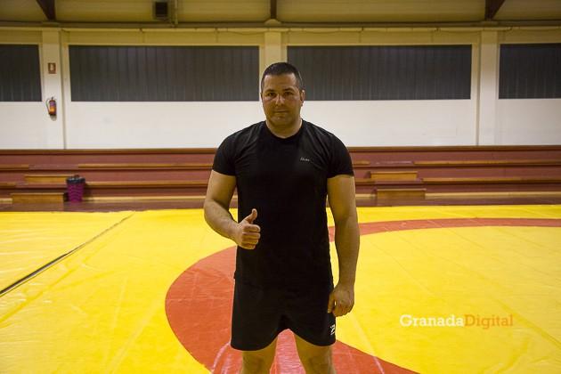 MMA Maracena-7 Carlos Muñoz