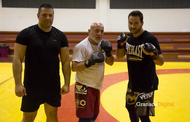 MMA Maracena-8 Rafa Vargas Carlos Muñoz Moya
