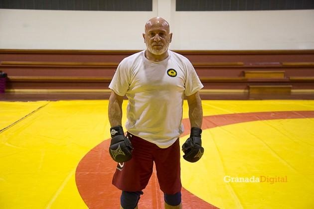 MMA Maracena-9 Moya