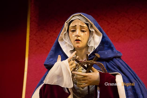 Presentación Palio Virgen Remedios Estudiantes Semana Santa 2016 -12