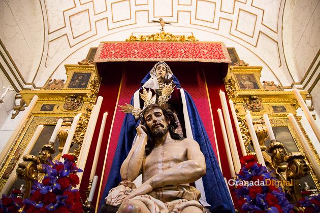 Presentación Palio Virgen Remedios Estudiantes Semana Santa 2016 -13