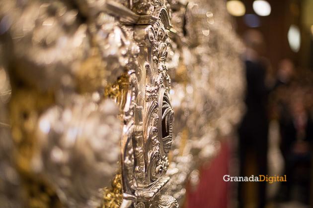 Presentación Palio Virgen Remedios Estudiantes Semana Santa 2016 -28