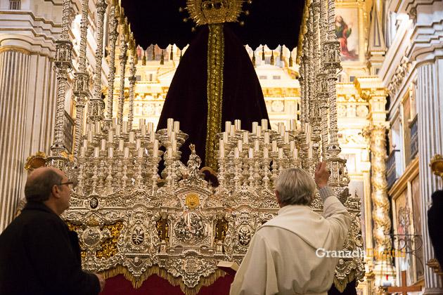 Presentación Palio Virgen Remedios Estudiantes Semana Santa 2016 -48