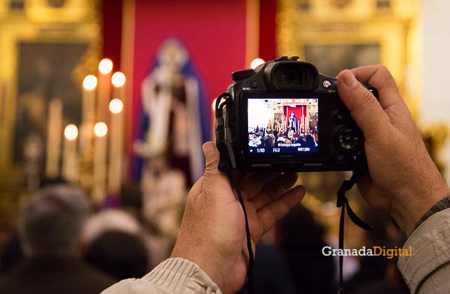 Presentación Palio Virgen Remedios Estudiantes Semana Santa 2016 -51