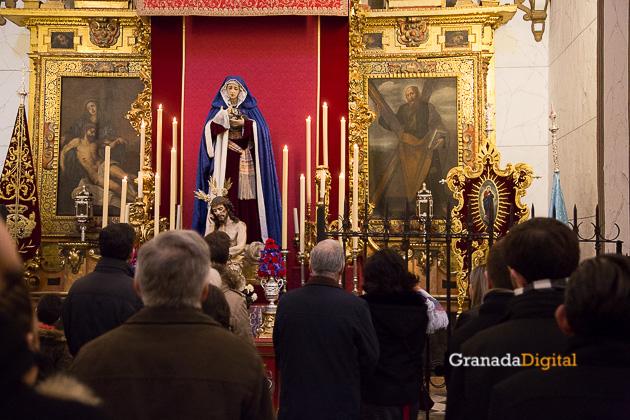 Presentación Palio Virgen Remedios Estudiantes Semana Santa 2016 -52