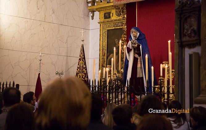 Presentación Palio Virgen Remedios Estudiantes Semana Santa 2016 -54