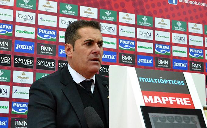 Sandoval Granada CF Real Madrid