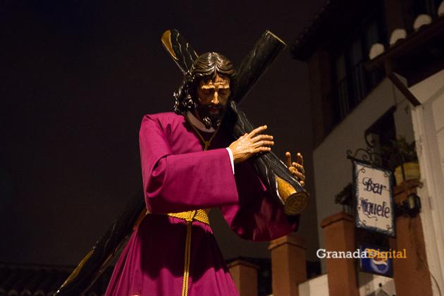 Traslado Pasión y Estrella Semana Santa 2016 -17
