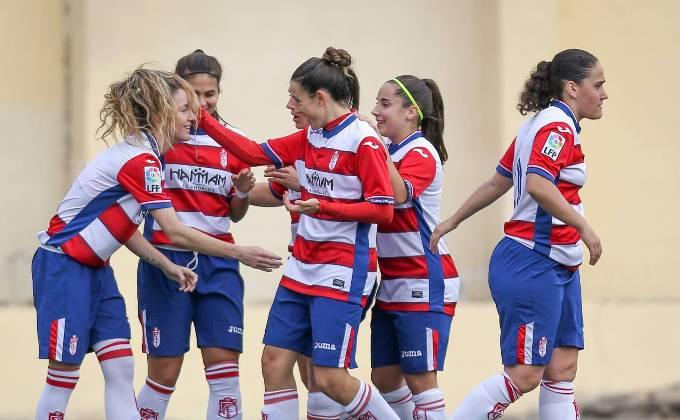 granadacf-femenino-celebracion-gol