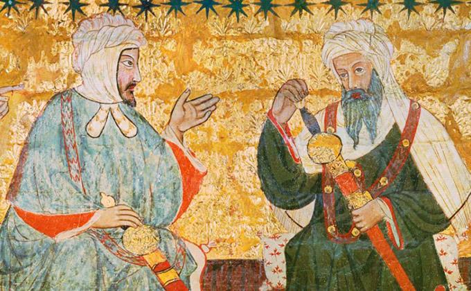 reyes al andalus