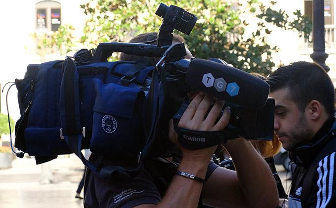 tg7 cámara
