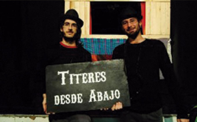 titeres-desde-abajo- titiriteros