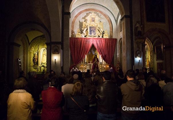 Besapies Jesús del Rescate 2016 Semana Santa -1