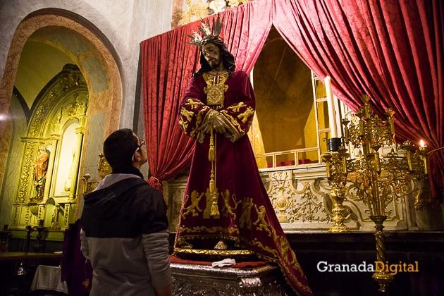 Besapies Jesús del Rescate 2016 Semana Santa -12