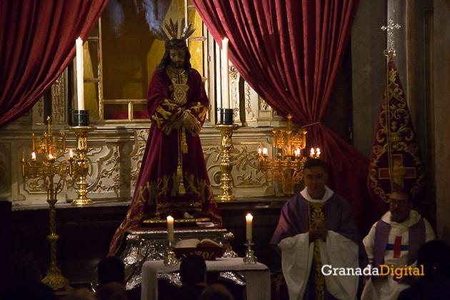 Besapies Jesús del Rescate 2016 Semana Santa -2