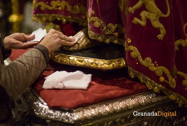 Besapies Jesús del Rescate 2016 Semana Santa -21