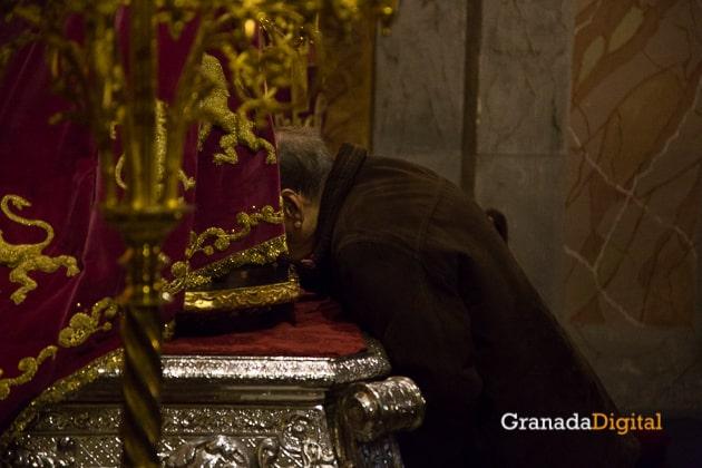 Besapies Jesús del Rescate 2016 Semana Santa -4